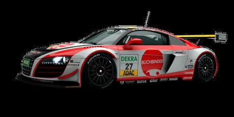 Prosperia C. Abt Racing - #27