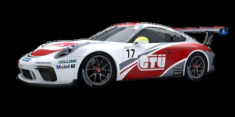QA Racing by Kurt Ecke Motorsport - #17