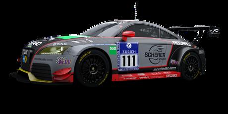 Raeder Motorsport - #111