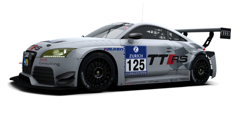 Audi Tt Rs Game: RaceRoom Racing Experience