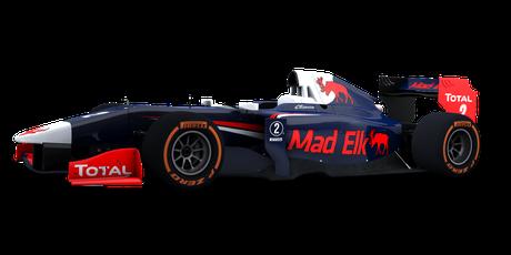 RedBull Racing - #2
