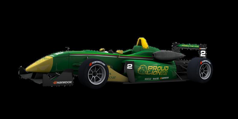 Formula RaceRoom 3