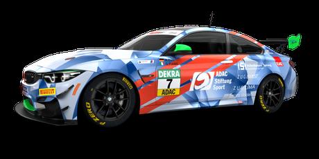 RN Vision STS Racing Team - #7