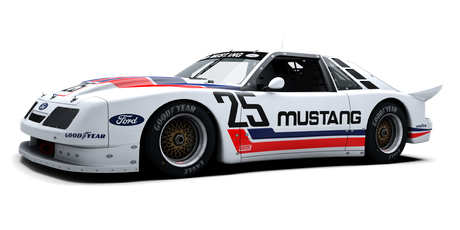 Roush Racing - #25