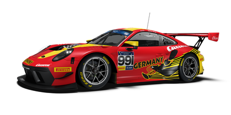 Team Germany Herberth Motorsport - #991