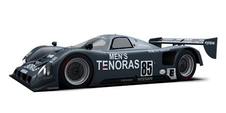 Team Le Mans - #85