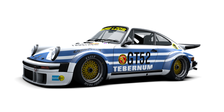 Tebernum Racing George Loos - #52