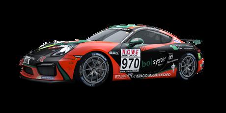 Teichmann Racing - #970