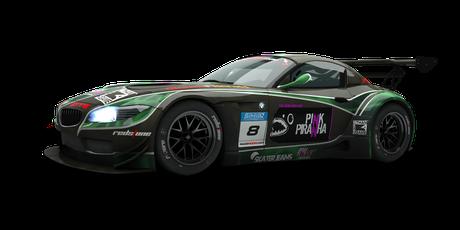 Tungram Racing - #8