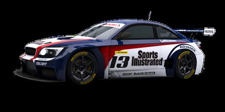 Upfront Racers Inc - #13