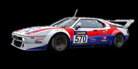 AH Racing - #570
