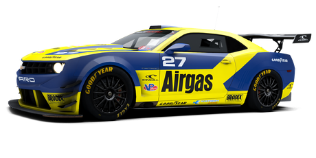 Airgas Motorsport - #27