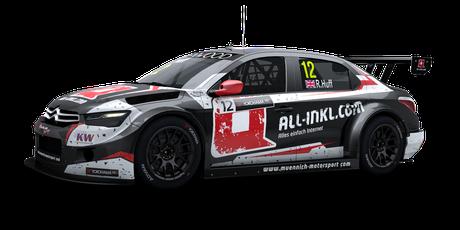 ALL-INKL.COM Münnich Motorsport - #12 - 2017