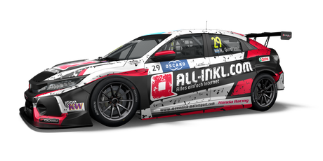 ALL-INKL.COM Münnich Motorsport - #29