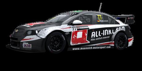 All-Inkl.com Münnich Motorsport - #77 - 2016