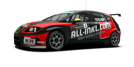 All-Inkl.com Racing - #1
