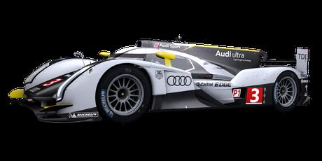 Audi Sport North America - #3