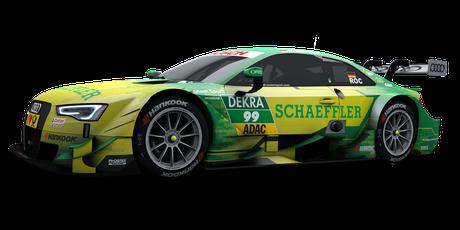 Audi Sport Team Phoenix - #99