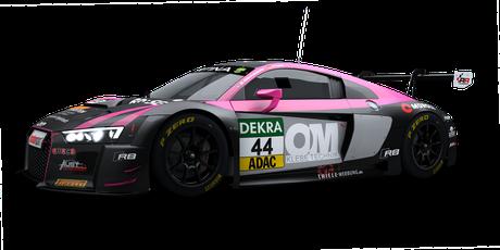 Aust Motorsport - #44