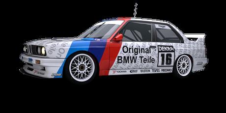 BMW M Team Schnitzer - #16