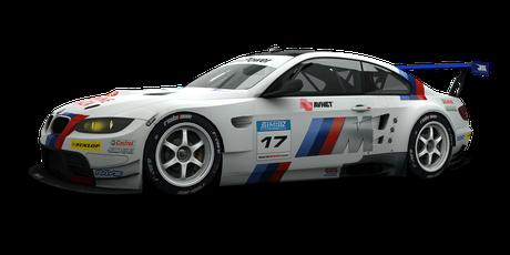 BMW Motorsport - #17