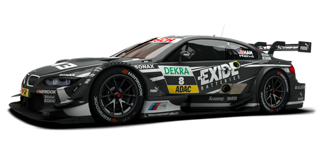BMW Team RBM - #8