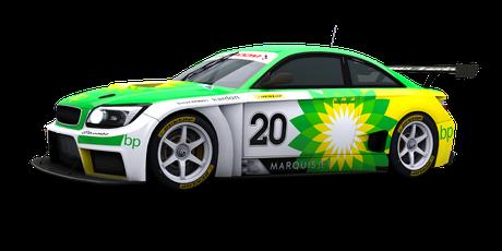 BP Motorsports - #20