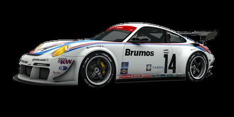 Brumos Racing - #14