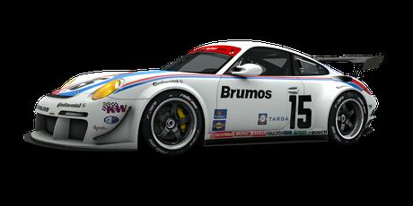 Brumos Racing - #15