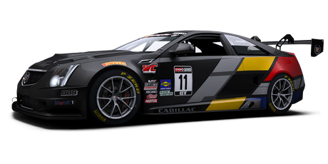 Cadillac Racing Team - #11