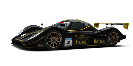 Candid Motorsports - #3