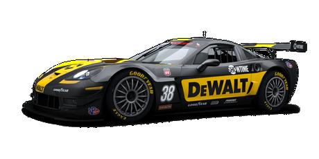 Dewalt Motorsport - #38