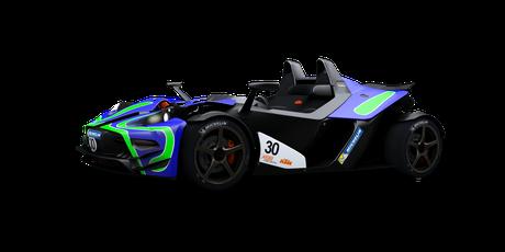 DVB Racing - #30