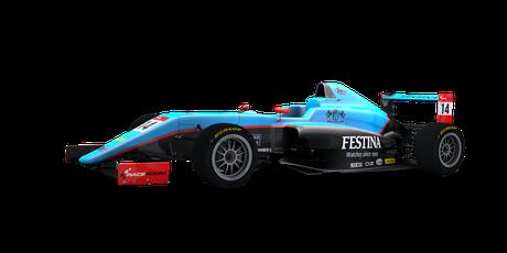 Festina Racing Team - #14