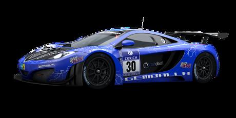 Gemballa Racing - #30