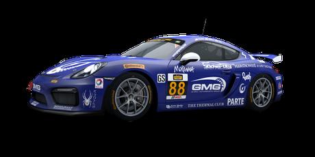 GMG Racing - #88