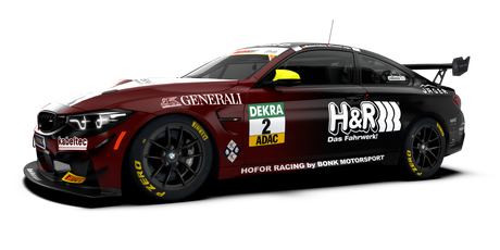Hofor Racing by Bonk Motorsport - #2