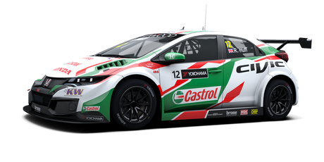 Honda Racing Team JAS - #12 - 2016