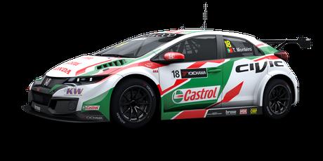 Honda Racing Team JAS - #18 - 2016