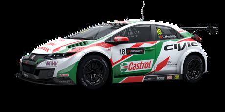 Honda Racing Team JAS - #18 - 2017