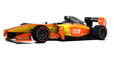 ICE Watch Racing Team - #9