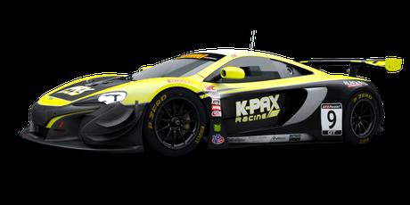K-Pax Racing - #9