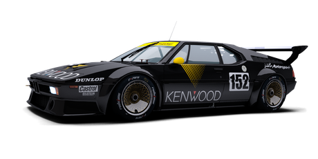 Kenwood Team MK-Motorsport - #152