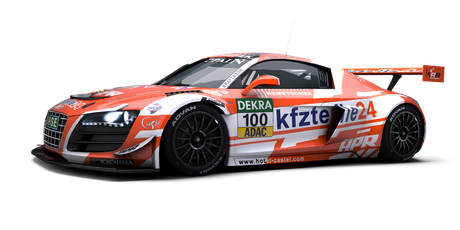 kfzteile24 APR Motorsport - #100
