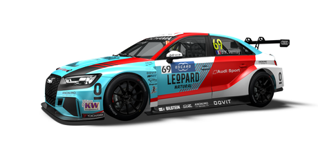 Leopard Racing Team Audi Sport - #69