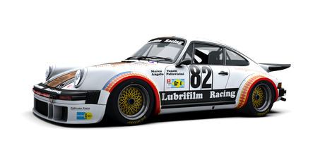 Lubrifilm Racing Team - #82