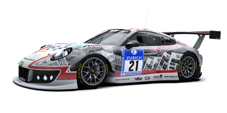 porsche 911 gt3 r store raceroom racing experience. Black Bedroom Furniture Sets. Home Design Ideas