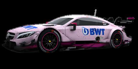 Mercedes-AMG Motorsport BWT - #22