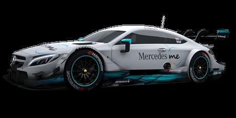 Mercedes-AMG Motorsport Mercedes me - #20