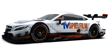 Mercedes-AMG Motorsport SILBERPFEIL Energy - #3